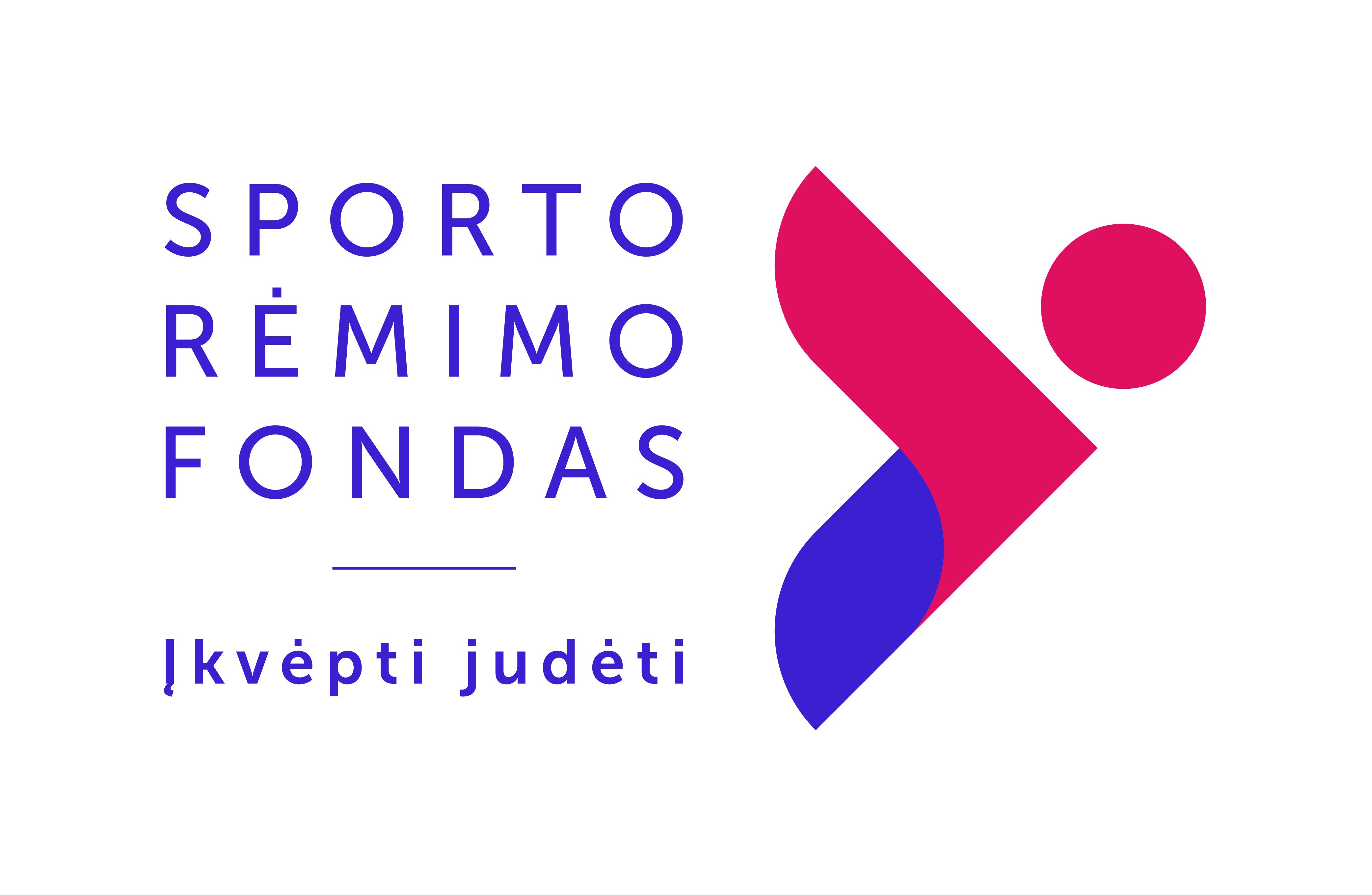 Sporto remimo_logotipas